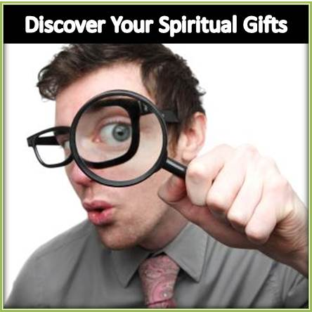 This questionnaire will help you identify your God-given spiritual gifts.